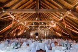 Scheunenhochzeit, geplant von Julia Leifheit, Wedding Day Management aus München