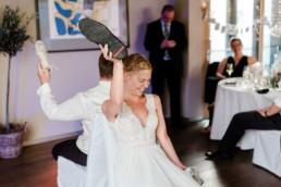 Spiele von Braut und Bräutigam, Hochzeitsparty feiern mit Julia Leifheit, Hochzeitsplaner München