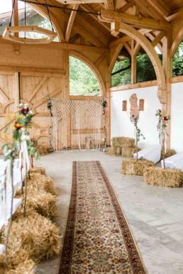 Boho Wedding mit Hochzeitsplanerin Julia Leifheit, München