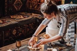 Hochzeitsvorbereitungen mit Julia Leifheit als Yes Wedding Day Managerin, für eine unvergessliche Feier und zur Unterstützung bei Durchführung von Hochzeiten in München und Umgebung