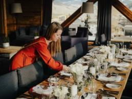 Julia Leifheit als Yes Wedding Day Managerin, Dienstleister für einen entspannten Hochzeitstag in München