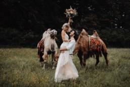 Boho Vibes und orientalische Farben, Camellove Story, Hochzeit planen mit Julia Leifheit Wedding Day Management aus München