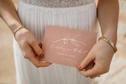 Einladungen für Hochzeiten, Papeterie und Dekoration geplant von Julia Leifheit, Wedding Day Managerin, München