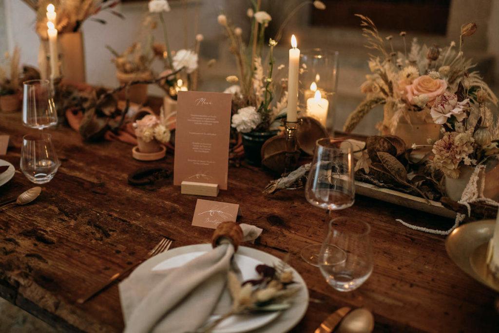 Finca Hochzeit, Wedding Table geplant von Wedding Day Managerin Julia Leifheit aus München