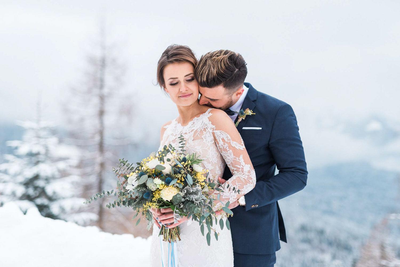 Winterhochzeit mit Hochzeitsplanerin Julia Leifheit, München