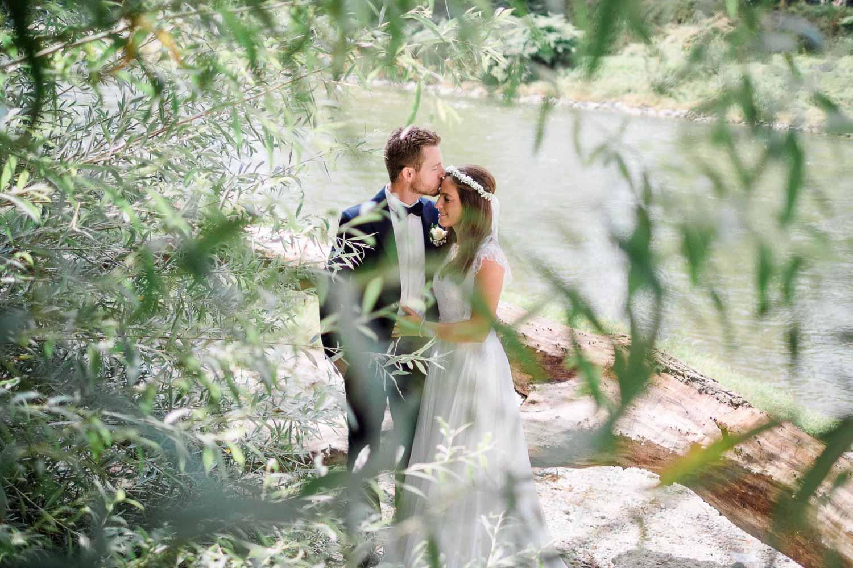 Paarbilder zur Hochzeit mit Hochzeitsplanerin Julia Leifheit
