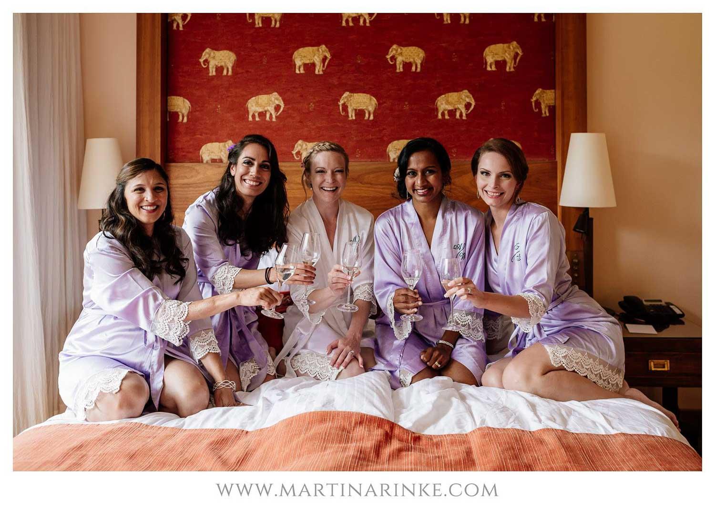 Braut und ihre Ladies, Hochzeitsplanung mit Julia Leifheit Wedding Day Management aus München