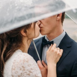 Hochzeit im Regen, mit Julia Leifheit Wedding Day Management